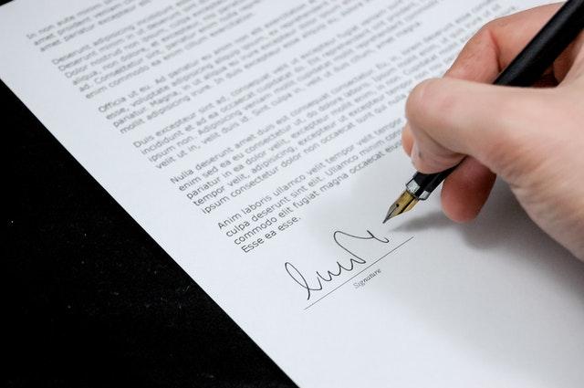 Voorbeeld brief contract niet verleng