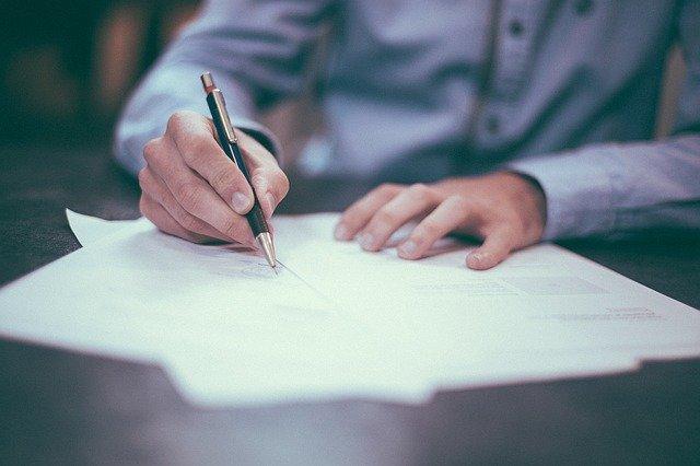 schrijven ontslagbrief